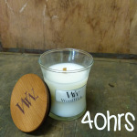 Woodwick Candle small